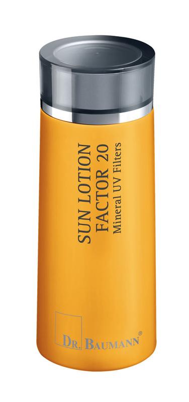 SUN LOTION F. 20 (Mineral filter) 75ml 2
