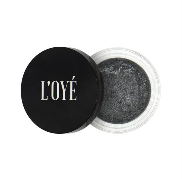 Mineral eyeshadow Dark Grey 2