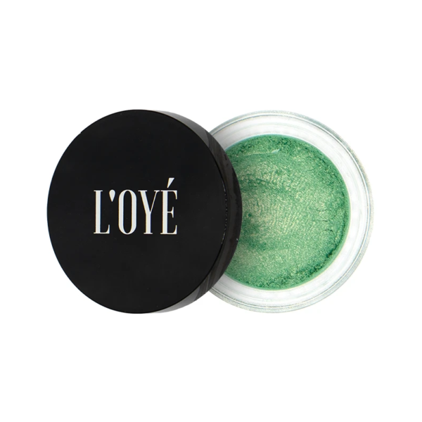 Mineral eyeshadow Evergreen