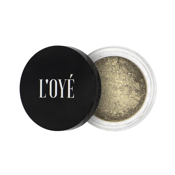 Mineral eyeshadow Glossy Olive
