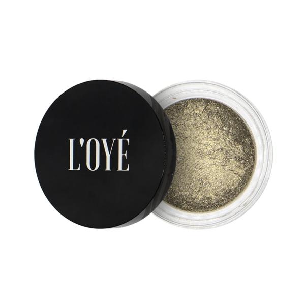 Mineral eyeshadow Glossy Olive 2